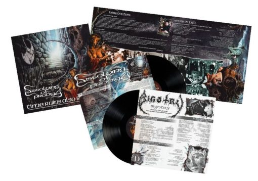 DISSOLVING OF PRODIGY - Time Ruins Also Beauty (2LP)