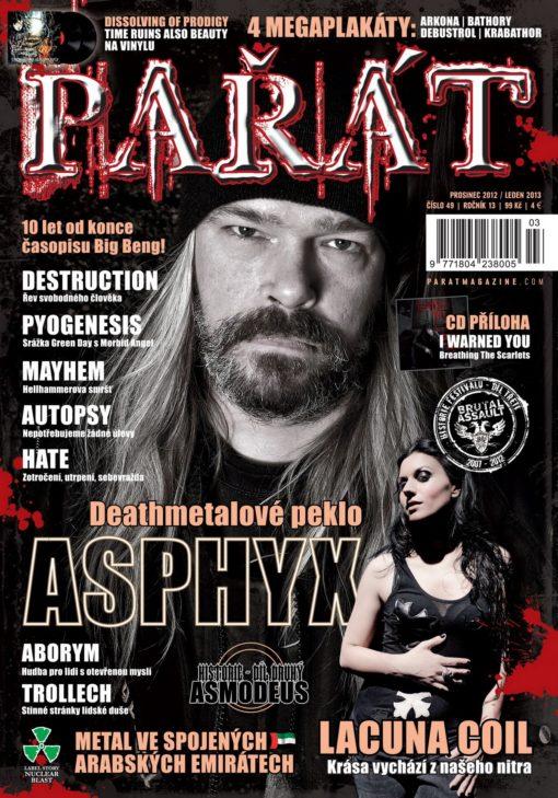 Časopis Pařát, číslo 49