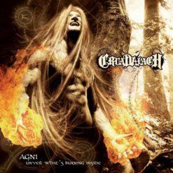 CRUADALACH - AGNI – Unveil what's burning inside LP