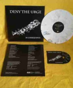 DENY THE URGE - In Consequence (LP+CD)