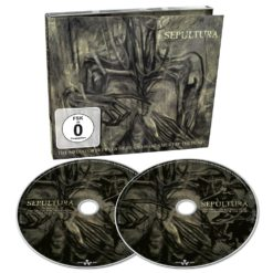 SEPULTURA - The Mediator Between Head And Hands Must Be The Heart (CD+DVD)