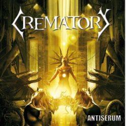 CREMATORY - Antiserum (digipack)