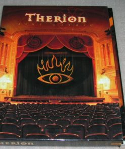 THERION - Live Gothic (2CD + DVD digipack)