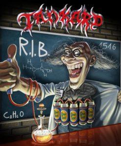 TANKARD - R.I.B. (LP)