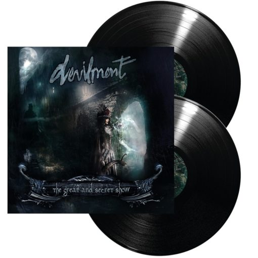 DEVILMENT - The Great And Secret Show (2LP)