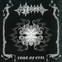 PATHOGEN - Lust Of Evil