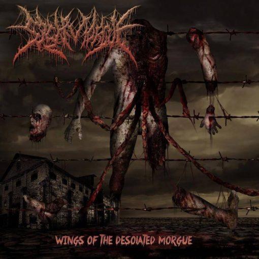 SICKMORGUE - Wings Of The Desolated Morgue