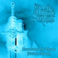 ANTIQUUS SCRIPTUM - Recobering The Throne (Tribute Album)
