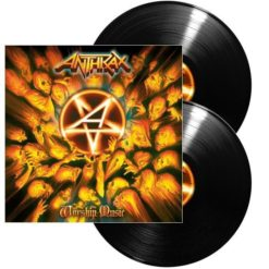 ANTHRAX - Worship Music (2LP)