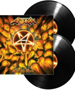 ANTHRAX - Worship Music (2LP)