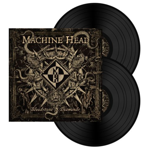 MACHINE HEAD - Bloodstone & Diamonds (2LP)