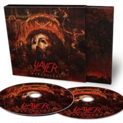SLAYER - Repentless (CD+DVD)