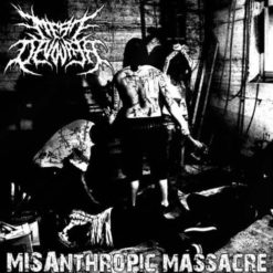 MEAT DEVOURER - Misanthropic Massacre