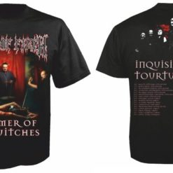 CRADLE OF FILTH - Inquisitional Tourture