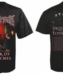 CRADLE OF FILTH - Inquisitional Tourture