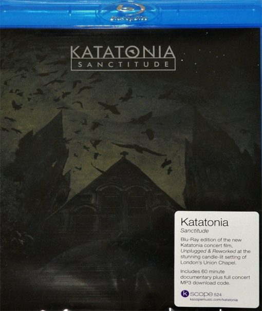 KATATONIA - Sanctitude