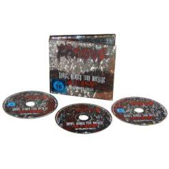 EXODUS - Shovel Headed Tour Machine (2DVD + CD)