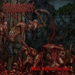 NEURO-VISCERAL EXHUMATION - Mass Murder Festival