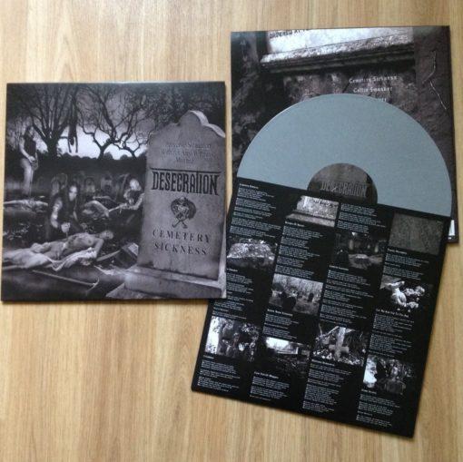 DESECRATION - Cemetery Sickness