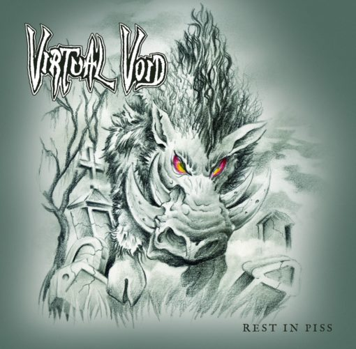 VIRTUAL VOID - Rest In Piss