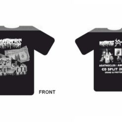 AGATHOCLES / AMOCLEN - Grind Is Protest