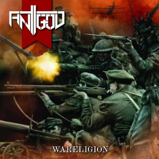 ANTIGOD - Wareligion