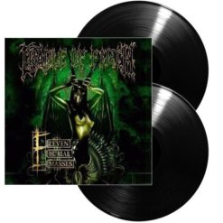 CRADLE OF FILTH - Eleven Burial Masses (2LP)
