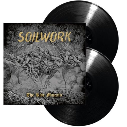 SOILWORK - The Ride Majestic (2LP)