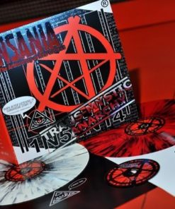 INSANIA - Trans-Mystic Anarchy (2LP + CD)