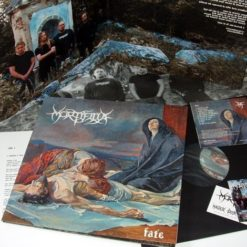 MORTIFILIA - Fate (LP+CD)