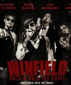 WINFIELD - Rock´N´Roll Is Krieg