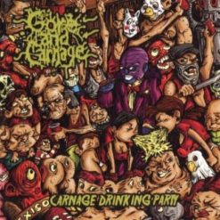 GORE & CARNAGE - Carnage Drinking Party