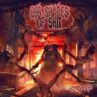 666 SHADES OF SHIT - Bitchagram