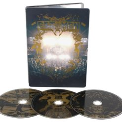TESTAMENT - Dark Roots Of Thrash (2CD + DVD)