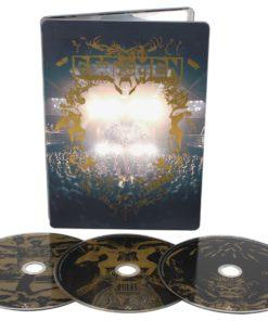 TESTAMENT - Dark Roots Of Thrash (2CD + DVD)