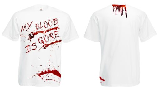 MY BLOOD IS GORE