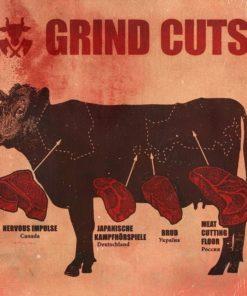GRIND CUTS - 4 Way grindcore split