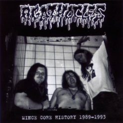 AGATHOCLES - Mince Core history 1989-1993
