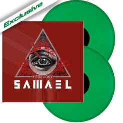 SAMAEL - Hegemony (2LP green)