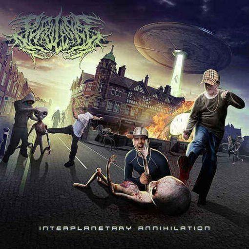 PURULENCE - Interplanetary Annihilation