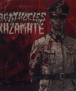 AGATHOCLES / KAZAMATE - Split CD
