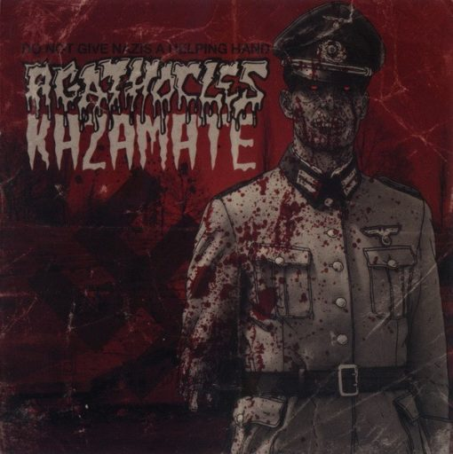 AGATHOCLES / KAZAMATE - Split CD