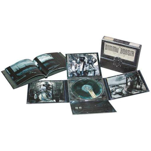 DIMMU BORGIR - Abrahadabra (box set)