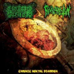 CEREBRAL CRUSHER / FECAL ADDICTION - Split CD