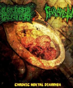 CEREBRAL CRUSHER / FECAL ADDICTION - Split CD