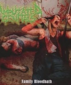 AMPUTATED GENITALS - Family Bloodbath