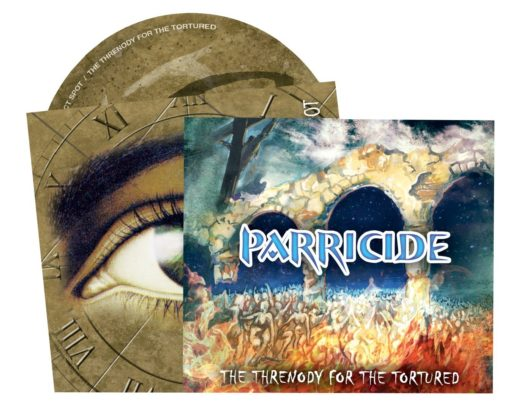 PARRICIDE - The Threnody For The Tortured + Incidents In The Extinct Spot