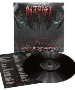 AUTOPSY - Sign Of The Corpse