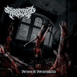 SODOMIZED CADAVER - Verses Of Vorarephilia