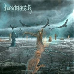 DEVOURER - Across The Empty Plains